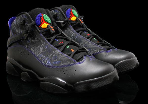 Air Jordan Pack De Six Anneaux Championnat